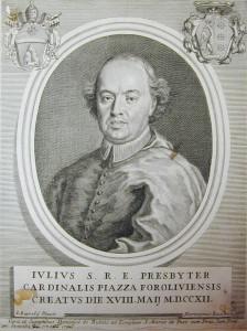 Cardinale Giulio Piazza