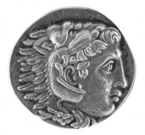 tetradracma greca Alessandro Magno
