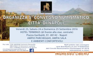 III convegno di Napoli