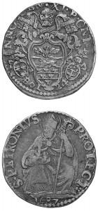 Innocenzo XI - 24 Bolognini 1687