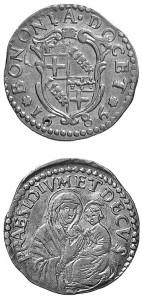 Innocenzo XI - Carlino 1686
