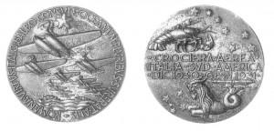 Medaglia Fascista Italo Balbo