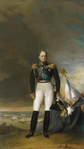 Ritratto del granduca Costantino Pavlovic Romanov