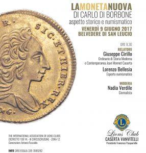 La moneta nuova di Carlo di Borbone