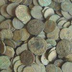 Le monete romane ritrovate a Merano