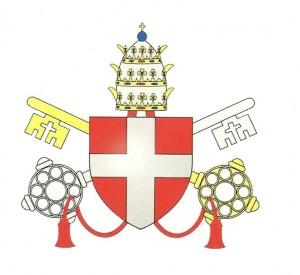Lo stemma papale di Amedeo VIII - Felice V