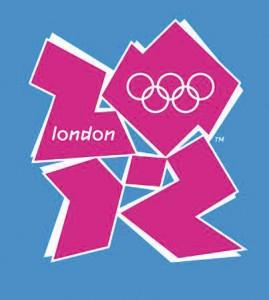 Logo Olimpiade di Londra 2012