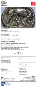 Roma Caput Mundi. Lusso e denaro nell'età della Repubblica