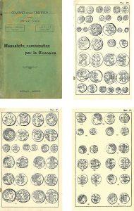 manualetto di numismatica per la Cirenaica