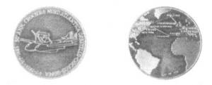 Medaglia Crociera Nord Atlantica
