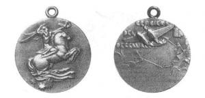 Medaglia Crociera del Decennale