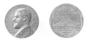 Medaglia Generale Italo Balbo