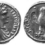 Mezzo augustale, zecca di Brindisi.