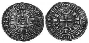 Mezzo grosso di Filippo IV il Bello