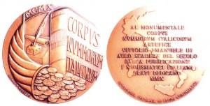 Medaglia per CNI - Corpus Nummorum Italicorum