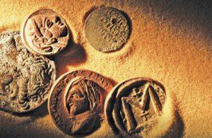 monete da scavo