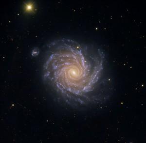 NGC 1232, galassia a spirale barrata nella costellaizone di Eridano (da wikipedia, autore ESO-IDA-Danis)