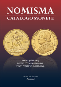 catalogo monete NOMISMA 2017-18