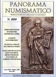 Panorama Numismatico nr.200