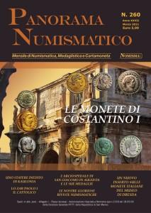 l'Arco di Costantino a Roma e alcune monete del periodo