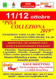 Pisa Colleziona 2019