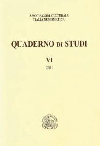 QUADERNO DI STUDI, VI