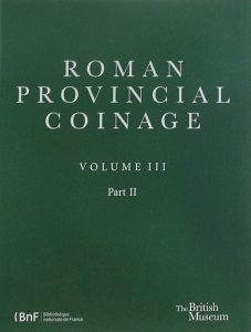 Roman Provincial Coinage Vol.III