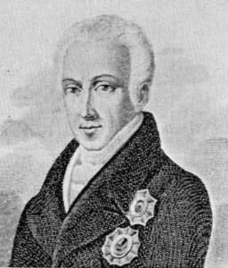 Ritratto di Giovanni Antonio Capodistria