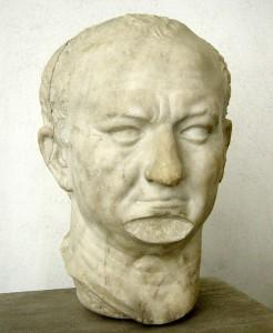 Ritratto di vespasiano da Ostia 69-79