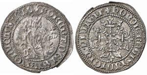 Re Roberto d'Angiò, gigliato