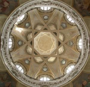 San Lorenzo, la cupola di Guarino Guarini
