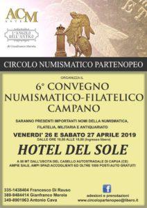 6° Convegno Numismatico Filatelico Campano