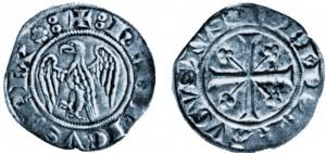 Soldo Enrico VII Milano