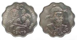 Swaziland 1981