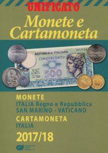 Unificato - monete e cartamoneta 2017-2018