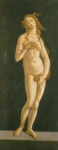 Venere 1482 ca - Sandro Botticelli