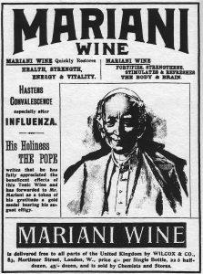 Vin Mariani Leone XIII
