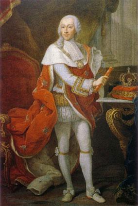 Vittorio Amedeo III (1773-1796)