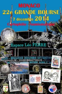 XXII Grande Bourse International 2014 Monaco