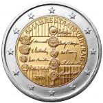 Euro commemorativo Austria 2005