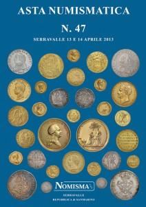 Asta monete e medaglie nr.47