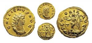Aureo di Gallieno