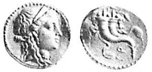 aureo di Lucio Cornelio Silla