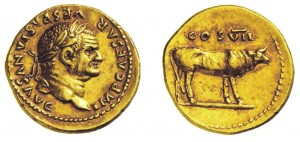 aureo di Vespasiano