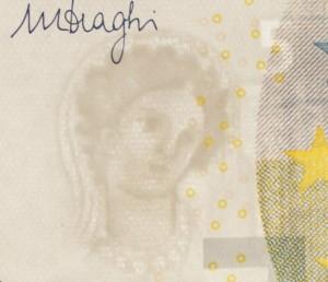 banconota europea da 5 euro