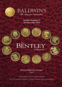 La collezione Bentley di Baldwin's