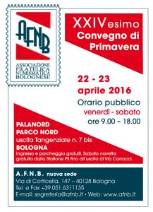 Convegno di Bologna 2016
