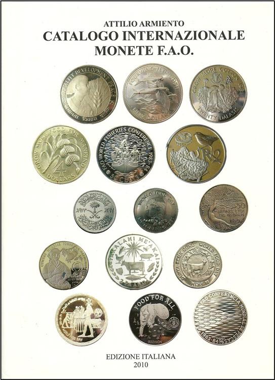 1c2da6c6cc Catalogo Internazionale Monete F.A.O.PANORAMA NUMISMATICO ...