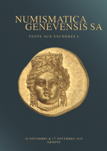 Catalogo Numismatica Genevensis
