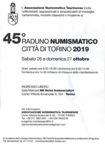 Città di Torino 2019